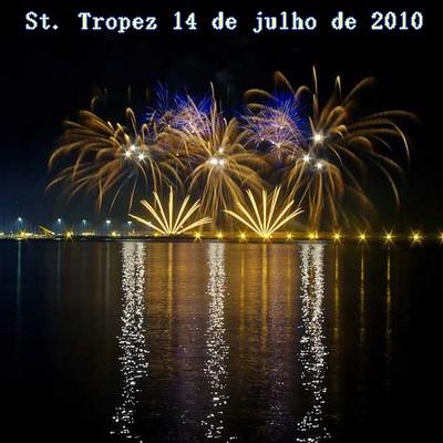 14 juillet saint tropez1 Meu niver Queima de fogos em Saint Tropez