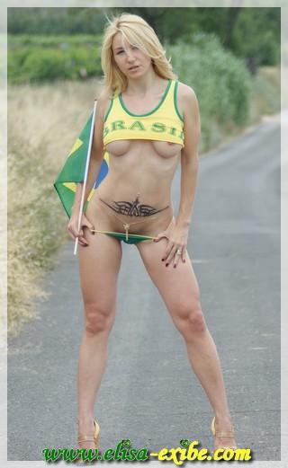 br812 Au revoir Brasil