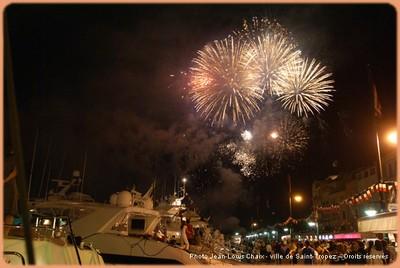porto4 Meu niver Queima de fogos em Saint Tropez