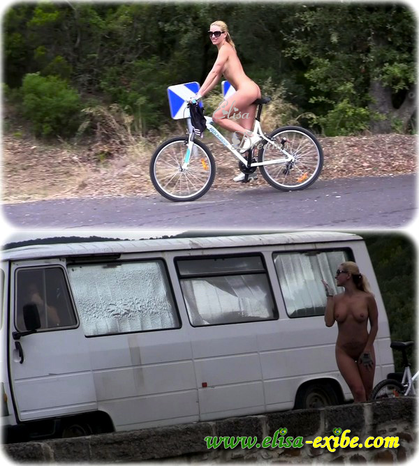 bike2 Noiva Safada Com Seus Dois Amantes Negros