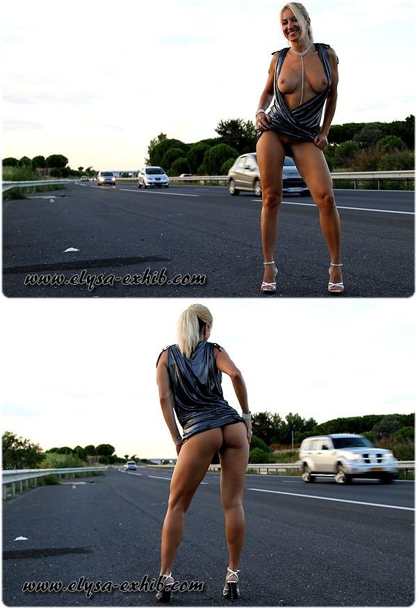 pic road Exibição Na Estrada