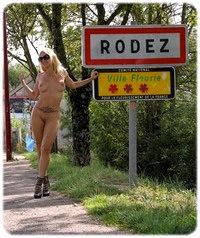 rodez tite Peladinha Na Cidade de Rodez