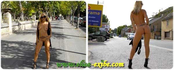 rodez1 Peladinha Na Cidade de Rodez