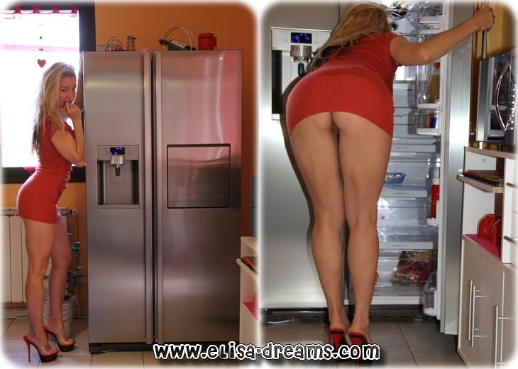 IMG 3938 Me exibindo sem calcinha para os entregadores